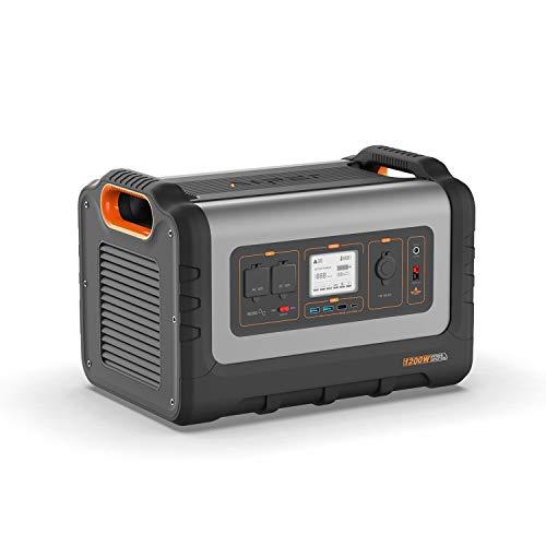 Aiper ポータブル電源 超大容量 369600mAh/1182Wh UPS(無停電電源装置)純正弦波 MPPT制御方式採用 LiFePO...