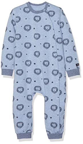 Bellybutton Kids Baby-Jungen Overall 1/1 Arm Strampler, Mehrfarbig (Allover|Multicolored 0003), 62