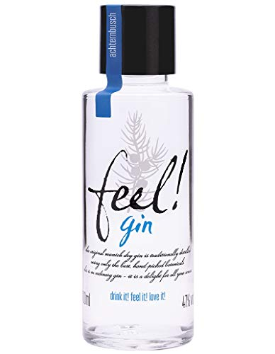 Feel Munich Dry Gin 0,1 Liter 47 % vol.
