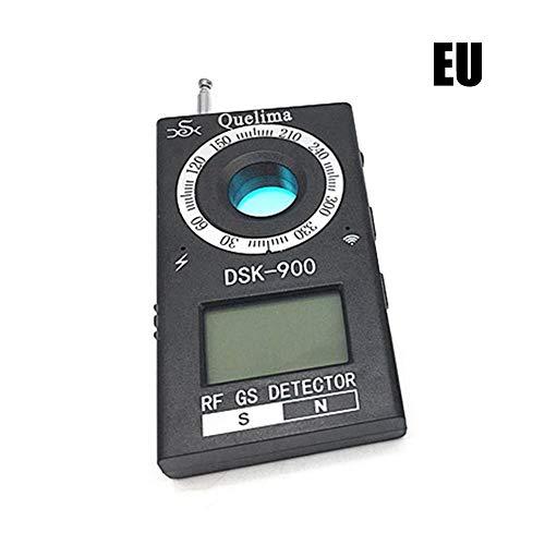 Wanzenfinder Suchgerät Spy Camera Detector Amplification Signal Detektor Wanzendetektor Spionfinder Multifunktionsdetektor Wanzen Detektor