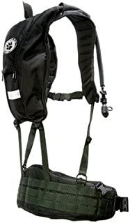 Wolfpack Gear Low Profile Hydration Pack, Black