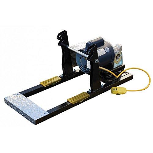 TranzSporter TP4000 - 400lb. 28ft. Ladder Hoist - Electric Motor