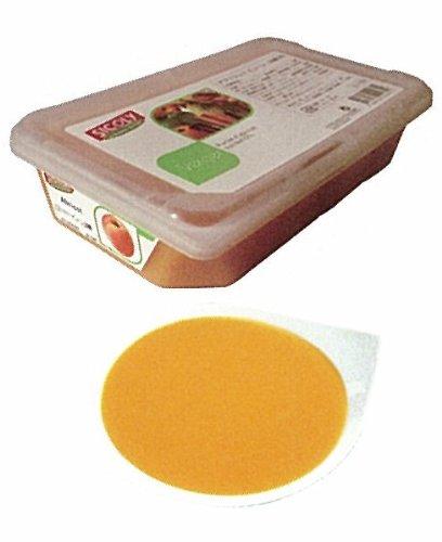 【シコリ】冷凍アプリコットピューレ(10%加糖)1kg