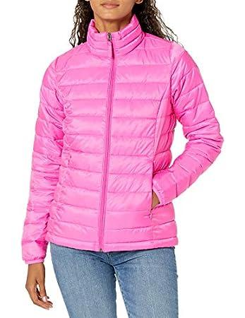Amazon Essentials Women's Lightweight Water-Resistant Down Jacket