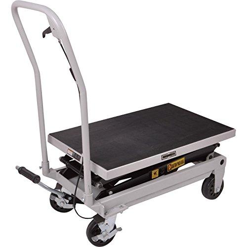 Roughneck Rapid Lift XT Lift Table - 500lb. Capacity