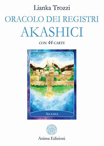 Oracolo dei registri akashici. Con 44 Carte