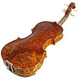Sky 4/4 Full Size NY100 Bird's Eye Vintage Violin Guarantee Grand Mastero Sound Professional...