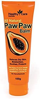 Healthy Care Paw Paw Balm 100g