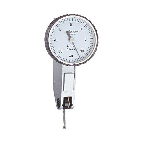 KÄFER Fühlhebelmessgerät K 30, Messbereich 0,8 mm, Ablesung 0,01 mm, 1 Stück, 30025