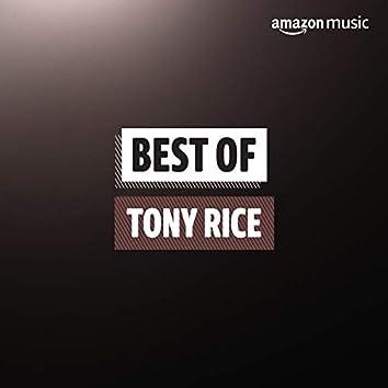 Best of Tony Rice