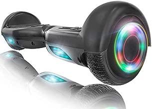 XPRIT Hoverboard w/Bluetooth Speaker (Black)