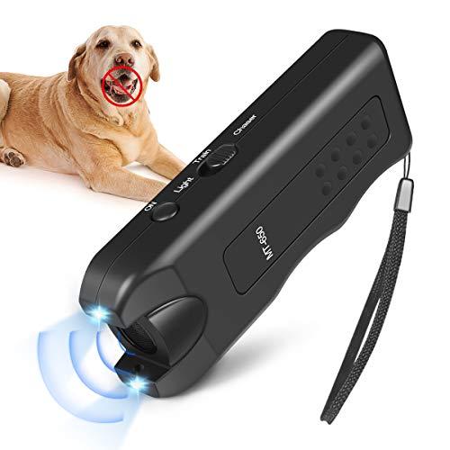 Vitorun Ultrasonic and Infrared Handheld Dog Repellent