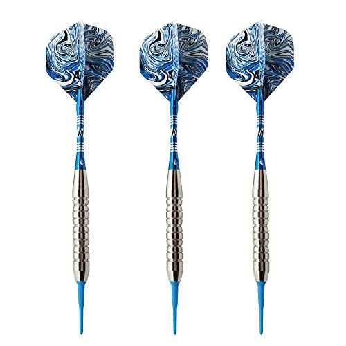 Yaoyao Soft Dartpijlen Soft Darts Professionele 3-delige Boutique Soft Tip Darts 21G nylon kop Elektronische darts Outdoor Speel Soft Darts Indoor Bar veilig schietspel Sport