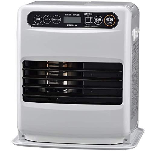 [コロナ] 石油ファンヒーター (木造9畳まで/コンクリート12畳まで) シェルホワイト FH-G32YA2(W)