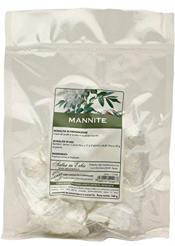 MANNITE MANNA CANNOLI 100 gr. Stitichezza, lassativo, dimagrante