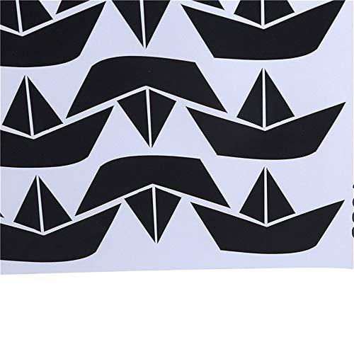 AOPEI Boot Retro Home Decor Wandbild Wohnzimmer Hintergrund Kunst Mode Dekor