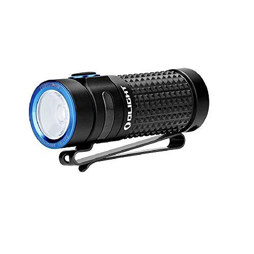 OLIGHT(オーライト) S1R BATON II 懐中電灯 1000ルーメン IPX8防水 小型軽量 充電式LED フラッシュライト 5段階切替 ハンディライト 防災用 アウトドア 室内