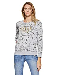 Qube By Fort Collins Womens Sweatshirt