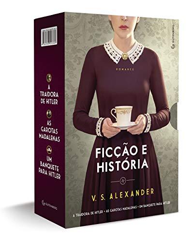 Caixa Ficção e História - V. S. Alexander