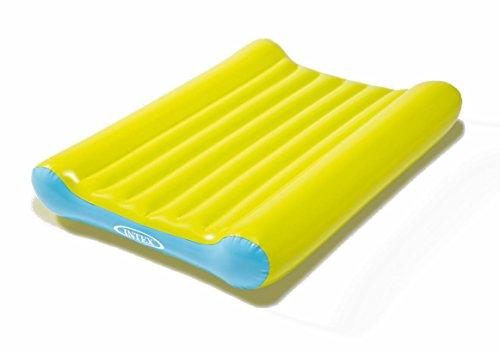 Intex 9548422 Inflatable Pump Wickelunterlage, grün/blau, Nicht zutreffend
