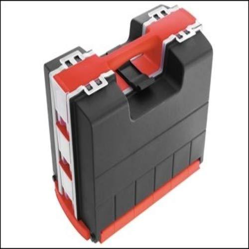 Facom BP.Z46A Organizador 3 en 1 para Herramienta Manual, Rosso