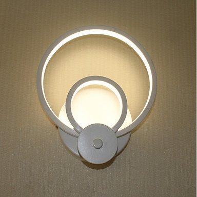 Lumière ambiante lumière Mur appliques LED 220-240V 110-120V/contemporain moderne intégrée