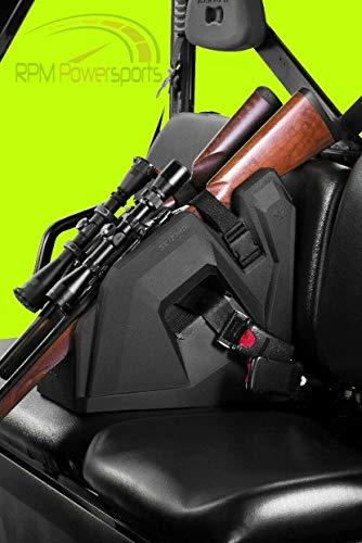Best Review Of RPM Seizmik in Cab On Seat Gun Holder – Mule PRO FX FXT DX DXT FXR 820 1000 2015-18