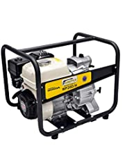 ✦ HONDA GP200 WP20D-H ✦ Bomba de Agua Sucia De Uso Rudo & Portable con Tasa de Flujo de 30 000 l/hr ✦ Elevación de Agua de 28 m ✦ 3 600 RPM Motor de Gasolina de 4 Tiempos y Accesorios incluidos …