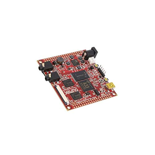 A33-OLINUXINO-4GB Oneboard computer RAM: 1GB Flash: 4GB Allwinner A33 Quad-Core