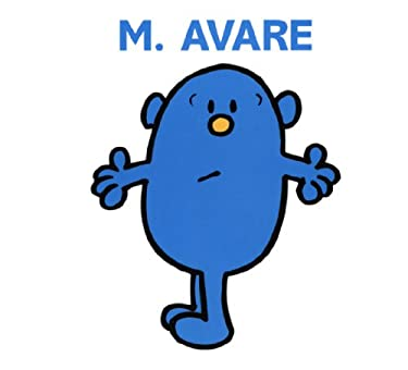 Monsieur Avare (Collection Monsieur Madame) (French Edition)