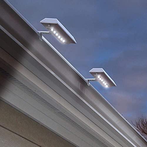 Touch of ECO Solar LED Gutter Light