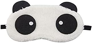 Máscara del Sueño,Hemore Máscara para Dormir con Forma de Panda Sombra para Dormir