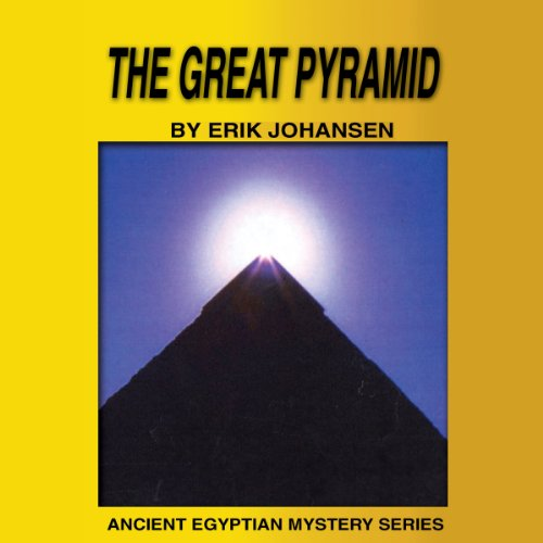 The Great Pyramid audiobook cover art
