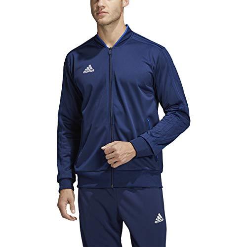 adidas Tiro 19 - Chaqueta de entrenamiento para hombre (talla XL), color azul oscuro