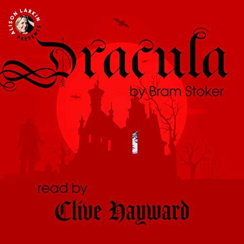 Alison Larkin Presents Dracula cover art