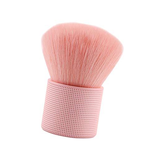 Toygogo Pinceau à Fond de Teint Kabuki Brosse de Maquillage Visage Pour Crème Bb, Poudre Libre, Blush - Outils de Maquillages Portable pour Voyage