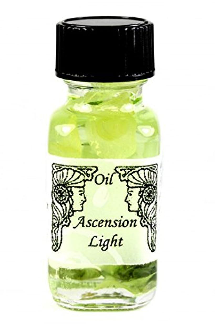 一定ゾーン傷跡アンシェントメモリーオイル Ascension Light (アセンションの光)