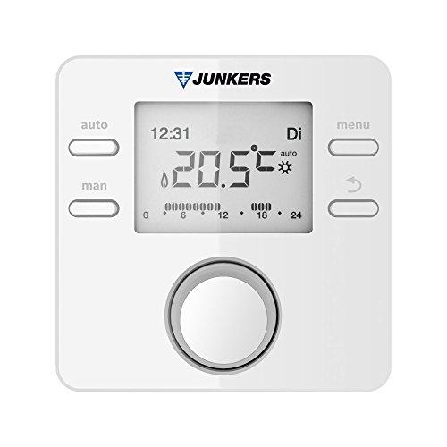 Junkers raumtemperaturgeführter Regler CR 100 für 1 Heizkreis