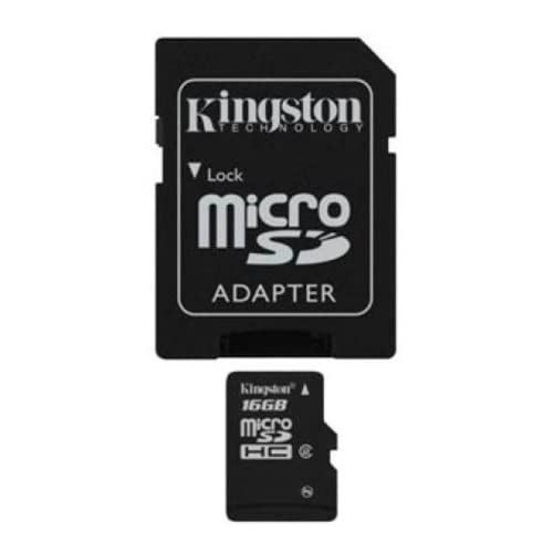 Kingston TransFlash Carte MicroSD 16 Go