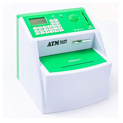 Huchas De Cajero Automático, Conteo Inteligente, Electrónica Creativa, Cajero Automático De Cajero Automático, Automática De Monedas, Gran Capacidad