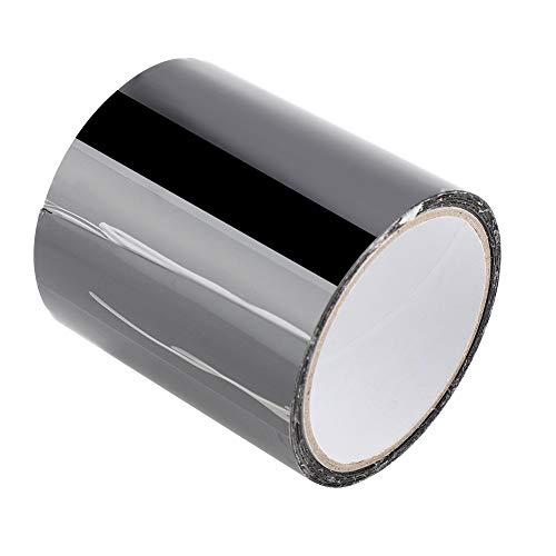 Tal cinta adhesiva, cinta adhesiva a prueba de fugas de goma impermeable hecha de PVC + pegamento termofusible (negro).