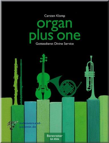 organ plus one - Gottesdienst - Orgelnoten [Musiknoten]