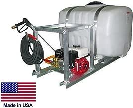 100 gallon pressure washer tank