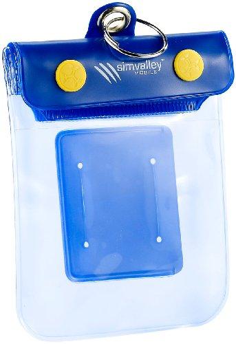 simvalley MOBILE Zubehör zu Wasserfeste Tasche für GPS-Tracker