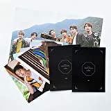 weiweiyixiao Rational Kpop BTS 2019 Sommerpaket in Korea Mini-Postkarten Fotokarten Bangtan Boys...