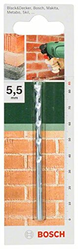 Bosch 2609255424 85mm Masonry Drill Bit with Diameter 5.5mm