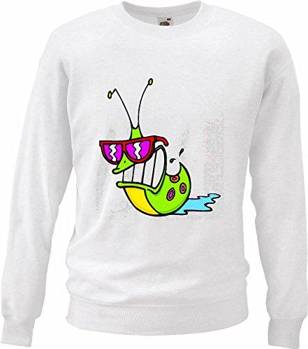 Sweatshirt sweater koele naaktslak cartoon plezier film serie DVD