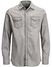 قميص Jack & Jones Men's Sheridan Denim