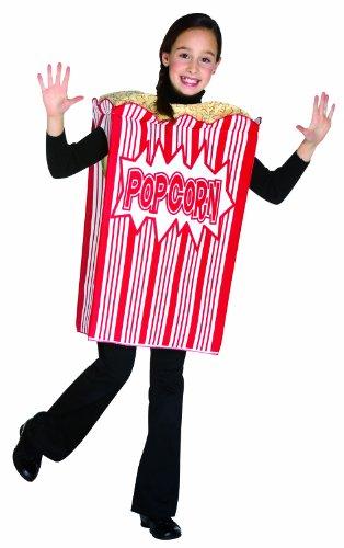 Rasta Imposta - Disfraz Infantil de Palomitas de maíz