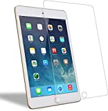 WEOFUN Panzerglasfolie für iPad Mini 4/ iPad Mini 5, kompatibel mit iPad Mini 4/ iPad Mini 5 [ 9H Festigkeit Bildschirmschutz, Anti-Kratzen, Anti-Öl, Anti-Bläschen ]